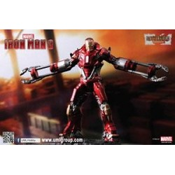1/24 35804 IRON MAN BATTLE COLLECTION RED SNAPPER ARMOR