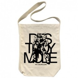TOTE BAG UNICORN SHOULDER NATURAL