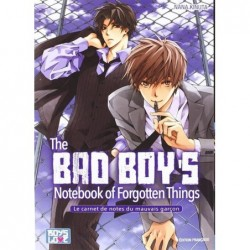 0011 THE BAD BOY'S NOTEBOOK OF FORGOTTEN THINGS