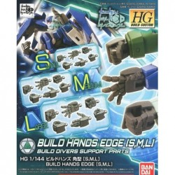 1/144 HGBC BUILD HANDS EDGE S